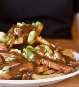 G-Street Gallery Poutine